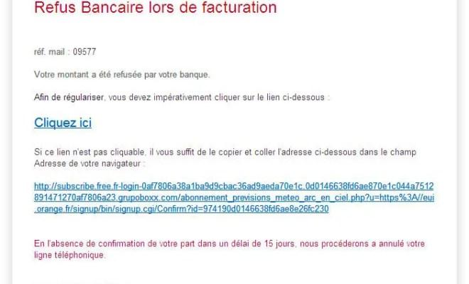 phishing_free_mobile