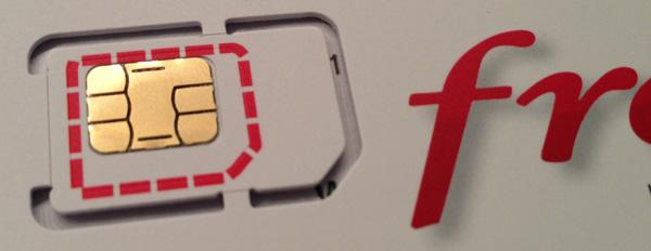 Photos de la nouvelle carte sim free mobile free mobile iphone - Couper une micro sim en nano sim ...