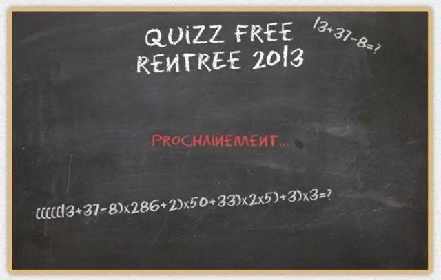 FreeQuizz