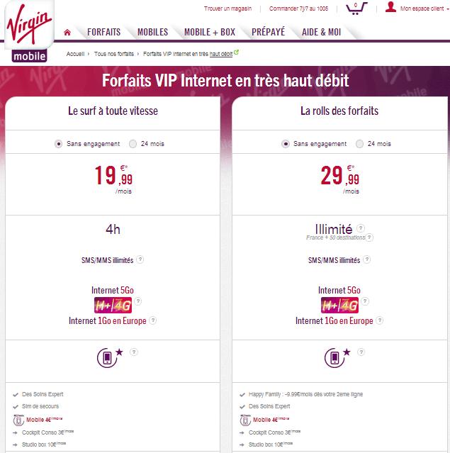 Virgin4G