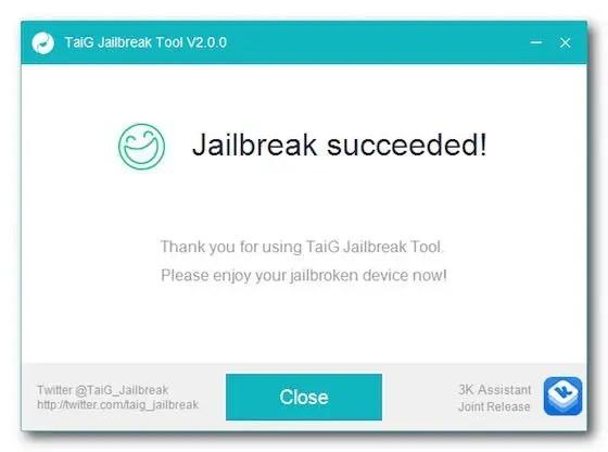 TaiG-2.0-Jailbreak-iOS-8.3