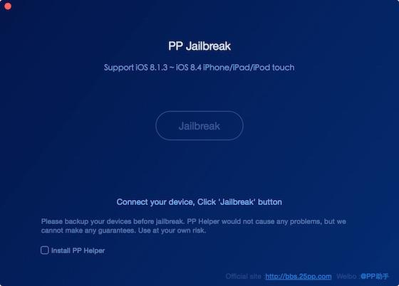 PP-Jailbreak-iOS-8.4-Mac