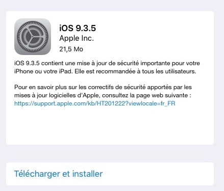 iOS-9.3.5-Disponible