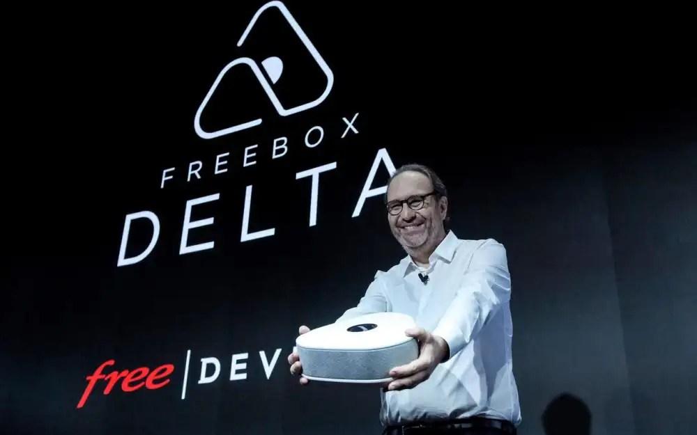 Freebox Delta Caracteristiques Des Boitiers Server Et Player