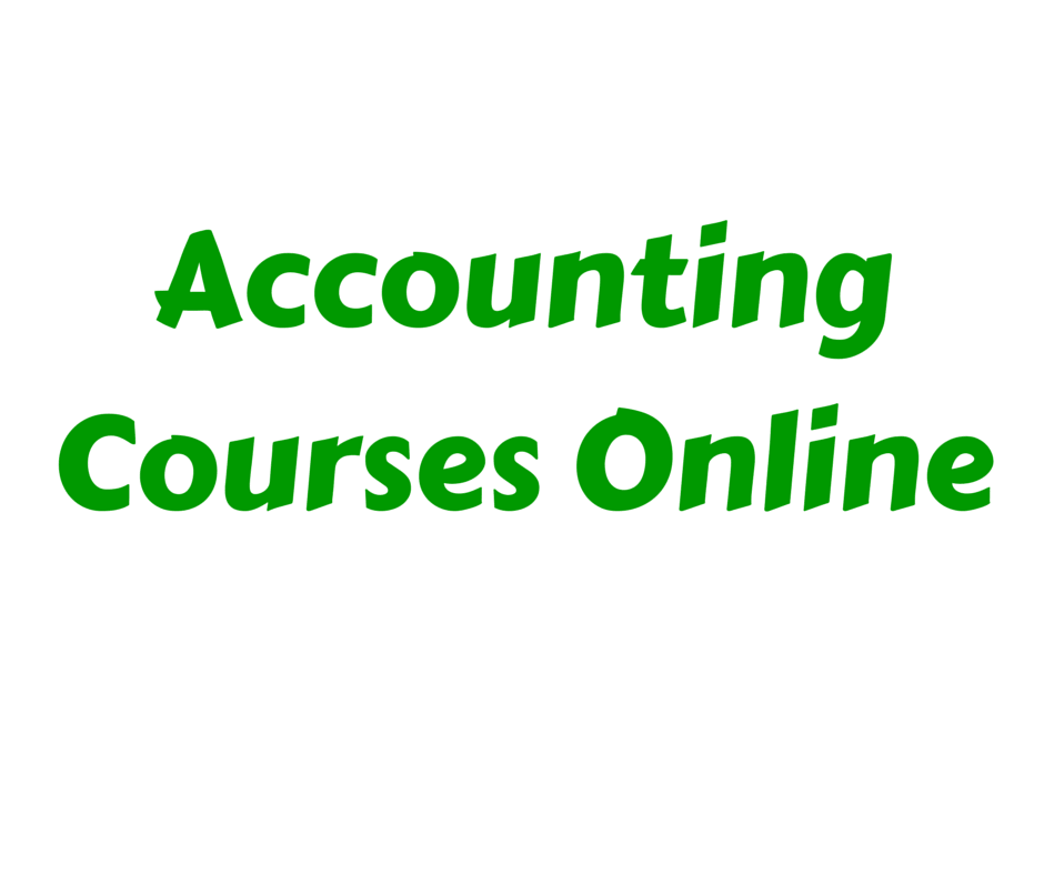 Accounting Courses Online For Free