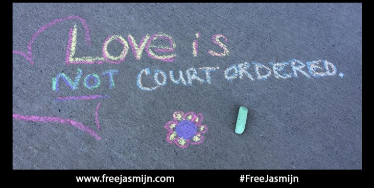 Love is not court ordered