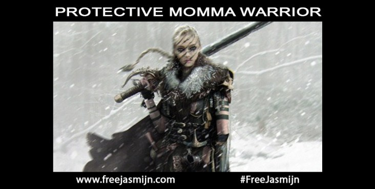 Protective Momma Warrior