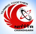 NITTTR, Chandigarh Recruitment 2018 Apply online for 418 Junior Basic Teacher Posts at nitttrchd.ac.in