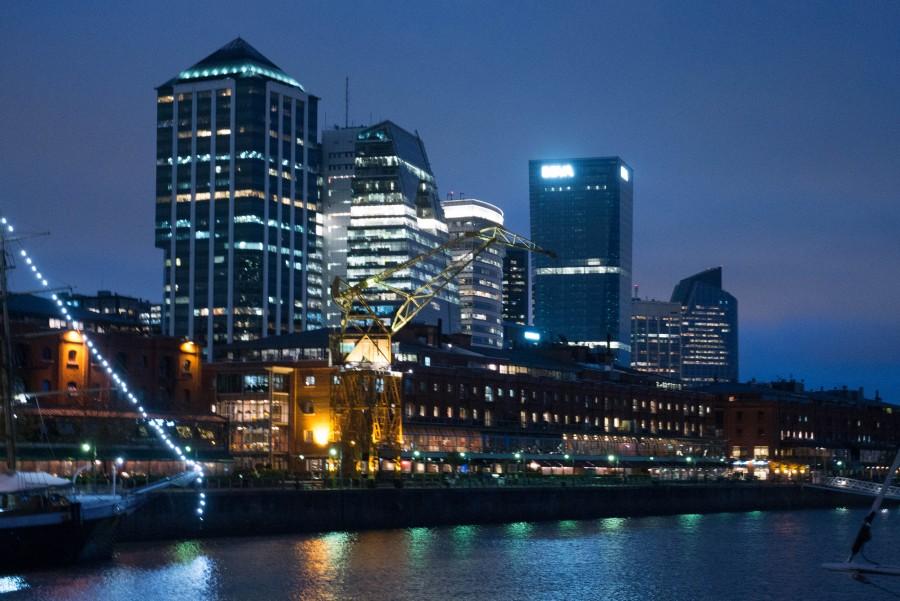 Imagen de Puerto Madero Buenos Aires Capital de la