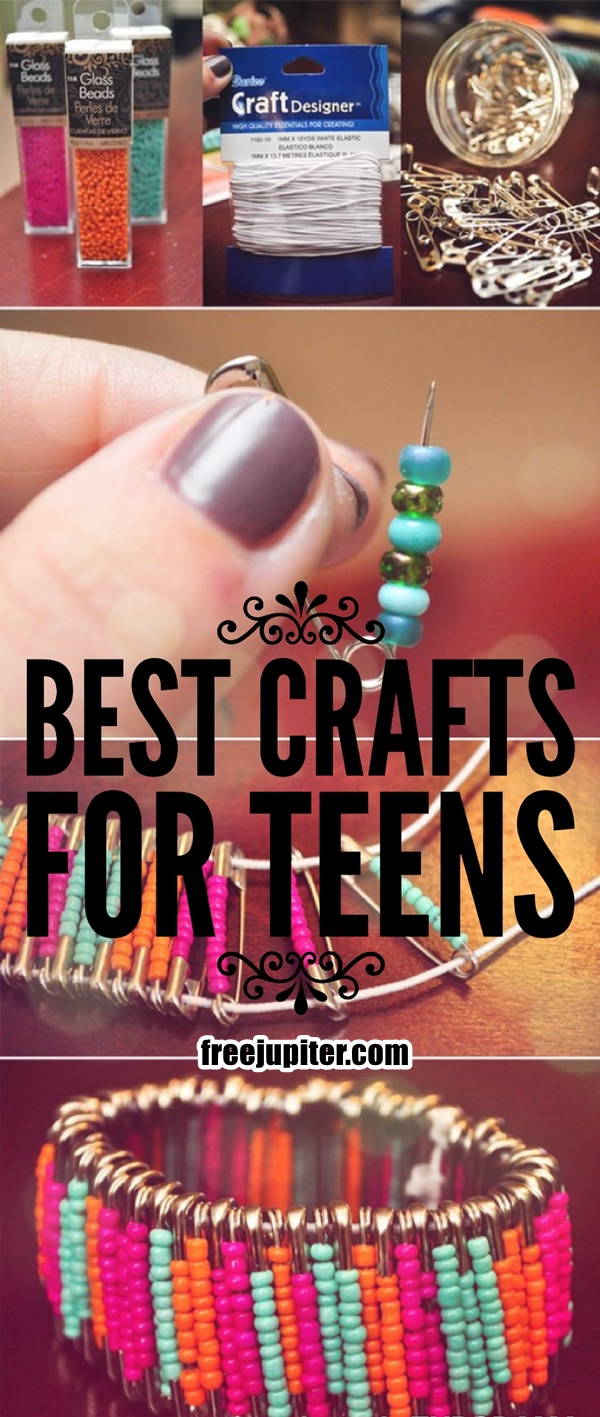 15 Best Crafts For Teens