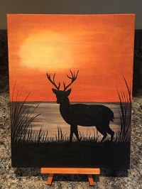 The gallery for --> Easy Animal Paintings On Canvas