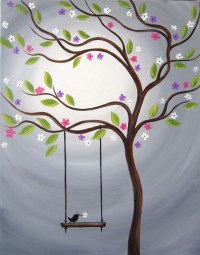 20 Amazing Tree Painting Ideas For Your Inspiration