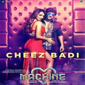 Cheez Badi Free Karaoke
