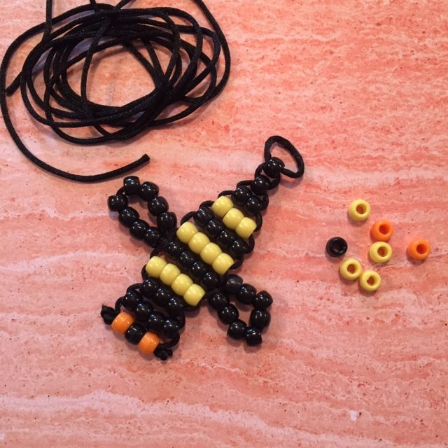 Pony Bead Bee