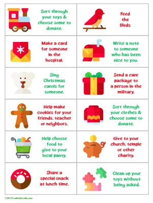 Image of 25 Activities For Kids To Spread Holiday Cheer