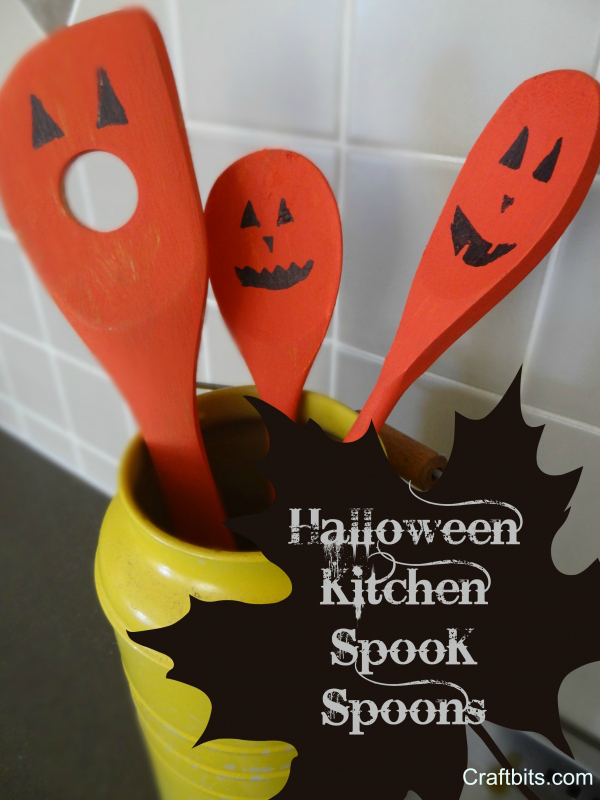 Halloween Spook Spoons