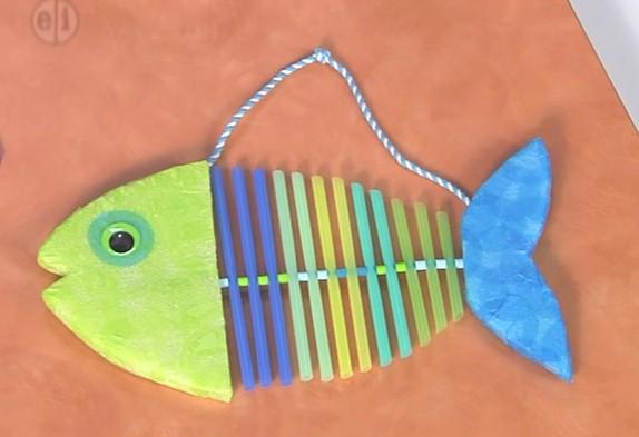Image of Straw Fish