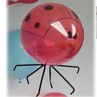 Image of Ladybug Balloon