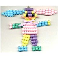 Beaded Easter Bunny