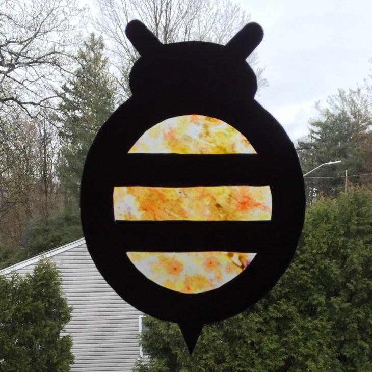 Bee Suncatcher