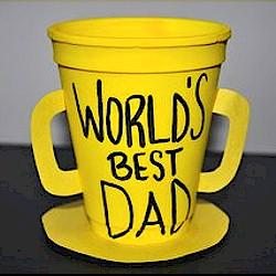 Image of Best Dad Trophy