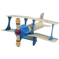 Recycled Bi Plane