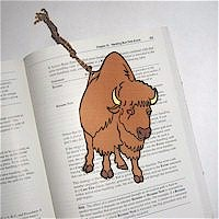 Image of Ox Bookmark