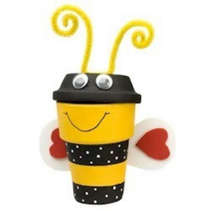 Image of Honey Bee Crafts and Activities (Roundup)