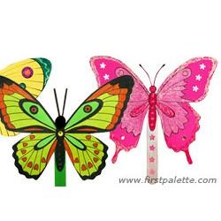 Image of Summer Butterfly Fan