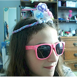 Image of Butterfly Headband Tiara
