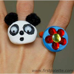 Easy Button Rings
