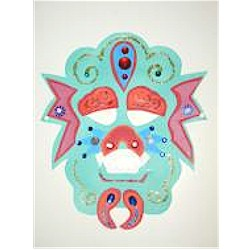 Chinese Dragon Mask