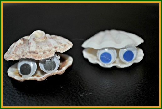 Image of Easy Clam Shell Craft