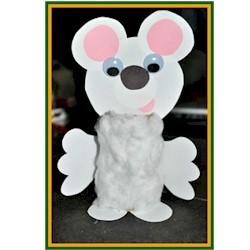 Image of Cotton Ball Polar Bear