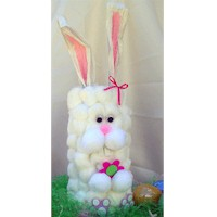 Cottontail Cutie Bunny