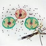 Image of Paper Plate Clock