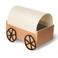 Image of Pioneer Covered Wagon