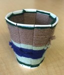 Image of Woven Desk Caddy