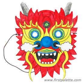 Image of Dragon Mask