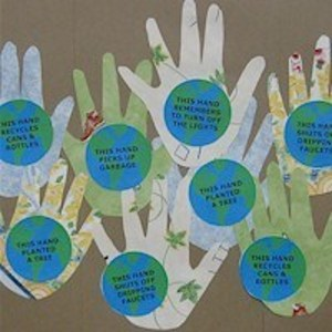 Image of Earth Day Craft Round Up