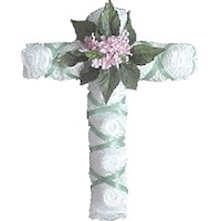 Egg Carton Cross