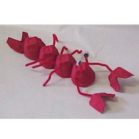 Egg Carton Lobster