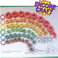 St. Pat's Rainbow Loops