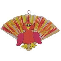 Fan Tail Turkey