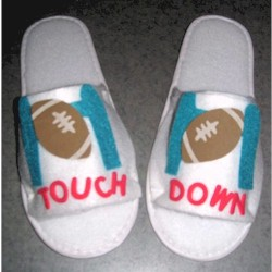 Image of Fathers Day Sport Slippers