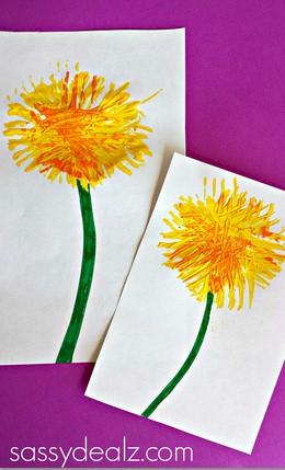 Image of Fork Dandelions