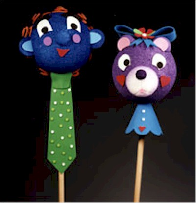 Image of Giant Stick Puppets