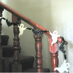 Halloween Glow in the Dark Garland