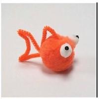 Pom Pom Goldfish