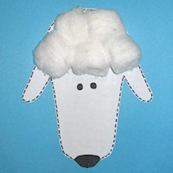 Image of Handprint Lamb